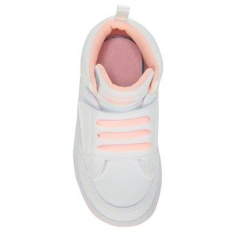 adidas Kids' Hoops High Top Sneaker Toddler Shoe