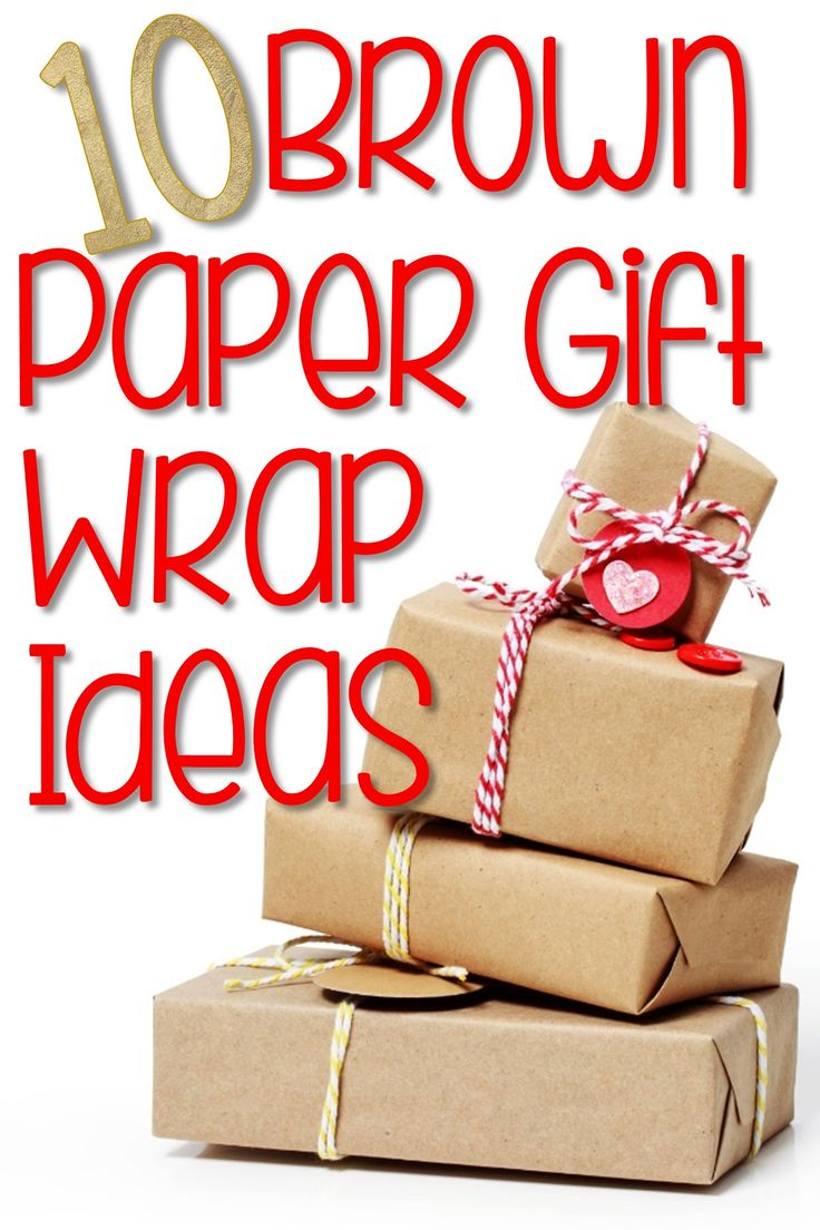 how to make a sack from wrapping paper