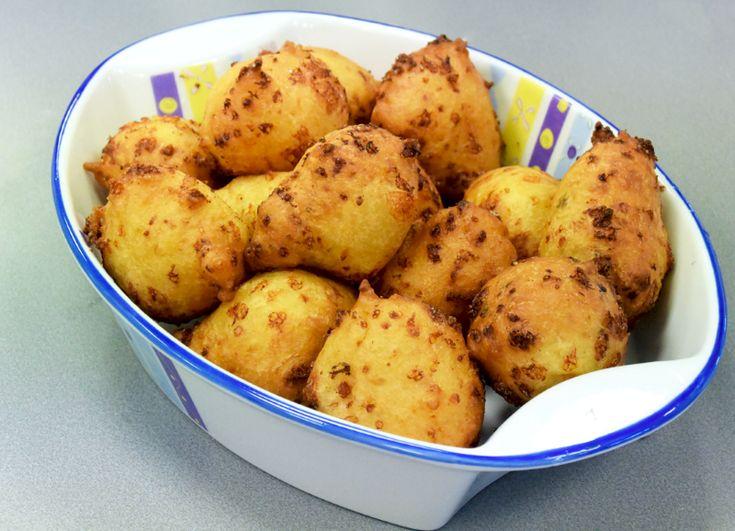 Recept voor Kaas oliebollen - Koopmans.com