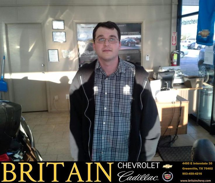 #HappyAnniversary to Alfonso Canaveras on your 2006 #Ford #Taurus from David Bailey at Britain Chevrolet Cadillac!