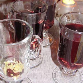 Julglögg - karácsonyi svéd forralt bor