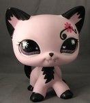 custom Littlest Pet Shop cat