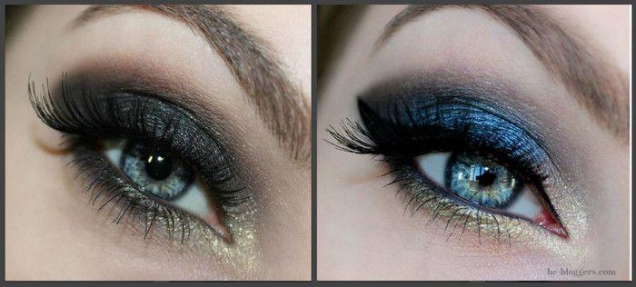 Лена, Summerly, клуб блогеров, макияж, глаза, палетки Sleek