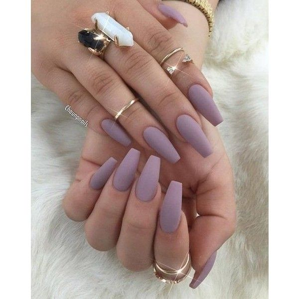 101 Nail Art Ideas That Are Trending Hot Right Now (F/W) 2016 Style... ❤ liked on Polyvore featuring beauty products and nail care