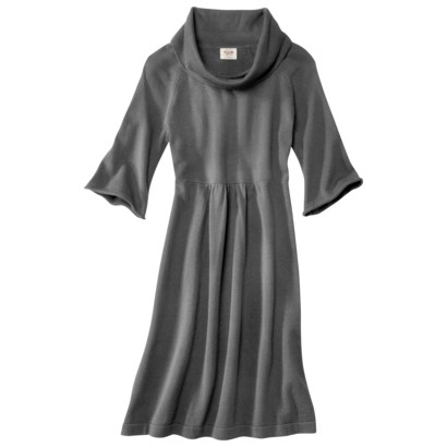 Mossimo Supply Co. Juniors Cowl Neck Sweater Dress - Assorted Colors