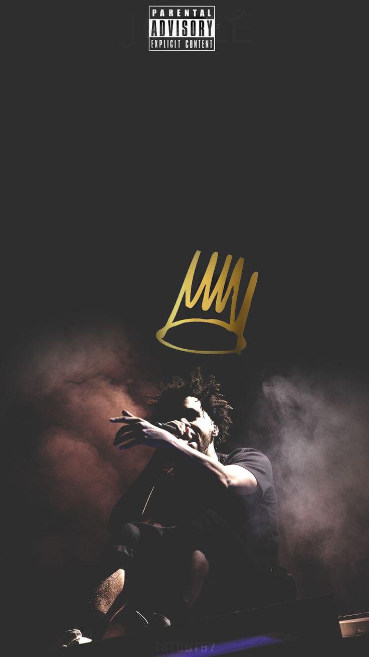 J Cole J cole, Rapper wallpaper iphone, J cole art