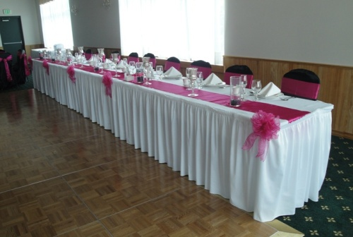 Down The Aisle Head Table Or Sweetheart Table: 17 Best Images About Quinceanera On Pinterest