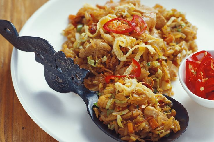 Nasi Goreng. So far, this looks like the most authentic...