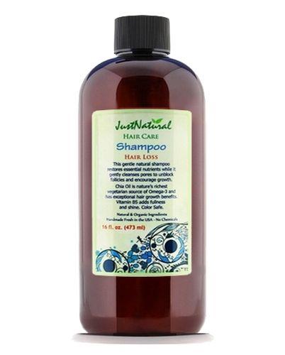 Hair Therapy Shampoo   Men's Hair - Shampoo   Just Nutritive