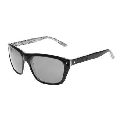 Sabre The Dude zonnebrillen in ZEBRA black