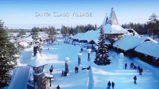 Santa Claus Village, Arctic Circle, Rovaniemi