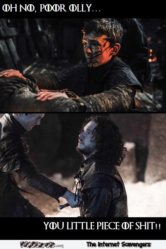 Game of Thrones humor – Season 6 is coming   PMSLweb