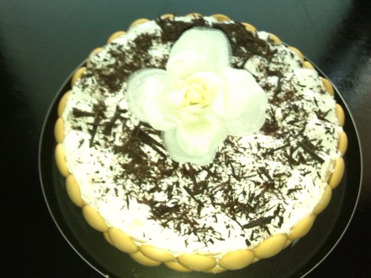 Jogurtový dort podle Adri :o) 30 g: 192 kJ / 46 kcal