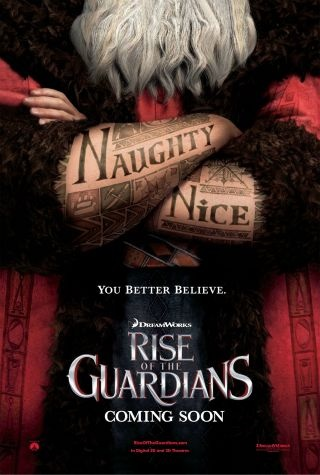 Rise Of The Guardians MovieReview - Movie Reviews - The Global Digital