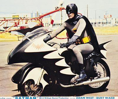 Batmoto de 1966 / The 1966 Batcycle: Bats Bike, Batman 196668, Bats Motorcycles, Adam West, Things Batman, Tv Series, Batman Tv, 1960S Batman, 1966 Batman