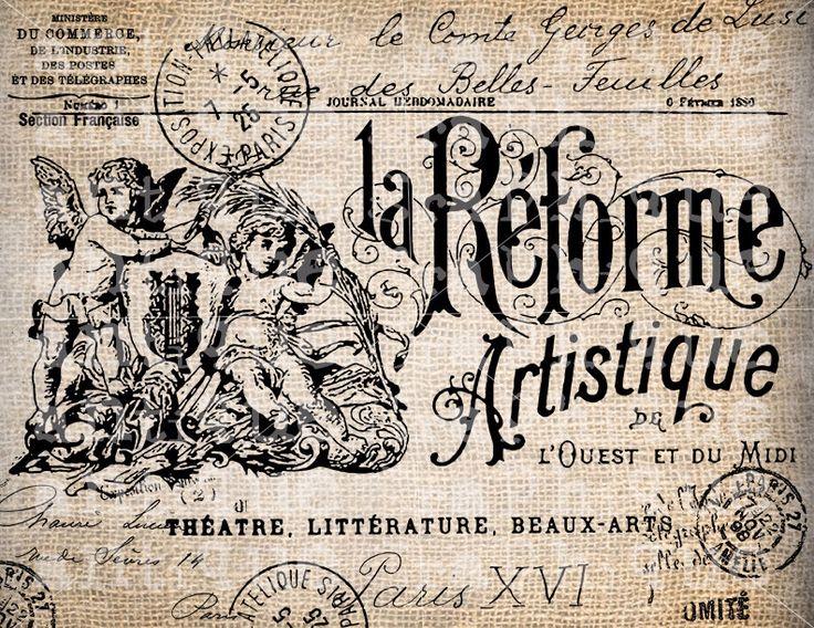 French Script