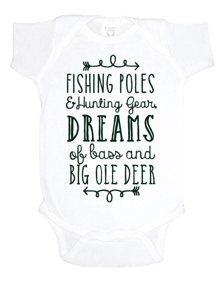 Hunting and Fishing baby one piece, baby shower gift, southern baby bodysuit, baby boy, gift under 20, toddler shirt by MashDesignsOnline on Etsy https://www.etsy.com/listing/223852784/hunting-and-fishing-baby-one-piece-baby