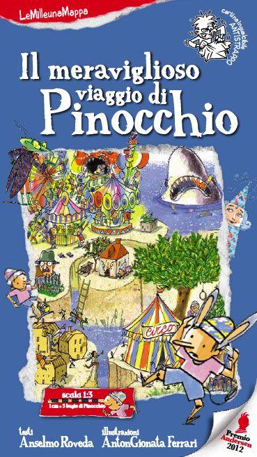 Il meraviglioso viaggio di Pinocchio (EDT-Giralangolo, 2013)