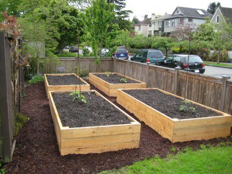 How to Build Raised Beds - Step by step instructions with ...