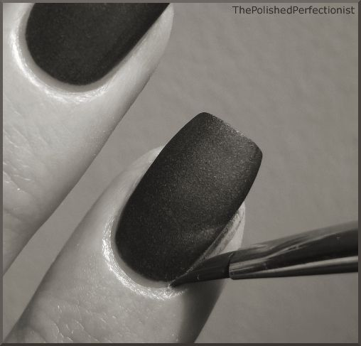 How to clean up after polishing your nails - too awesome