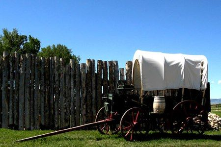 Oregon Trail, la pista degli emigranti : www.farwest.it