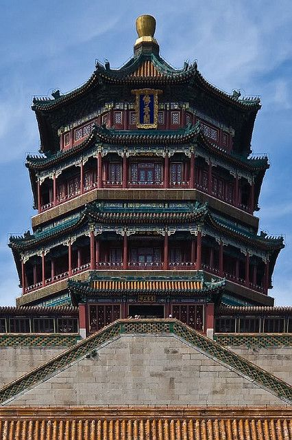 Summer Palace | Beijing, The Northern Capital http://www.augustuscollection.com/beijing-northern-capital/