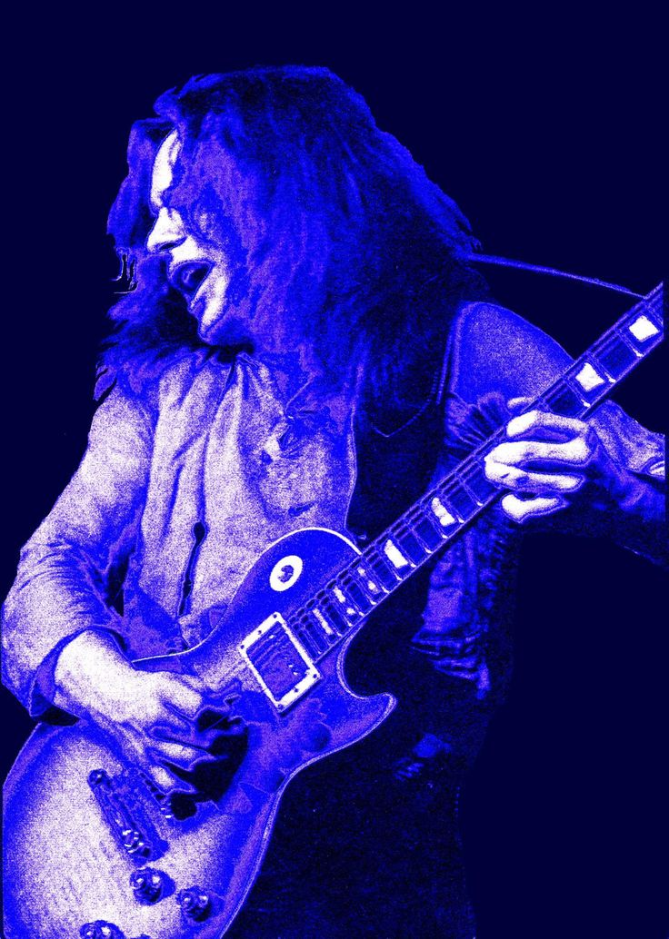 Paul Kossoff   Lead Guitarist for the band Free and Bad Company