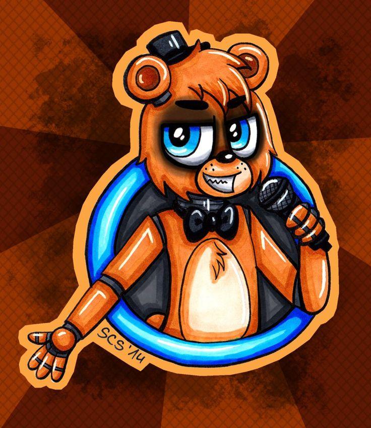Freddy fazbear by spacecat studios d81xls8 png 832 215 960