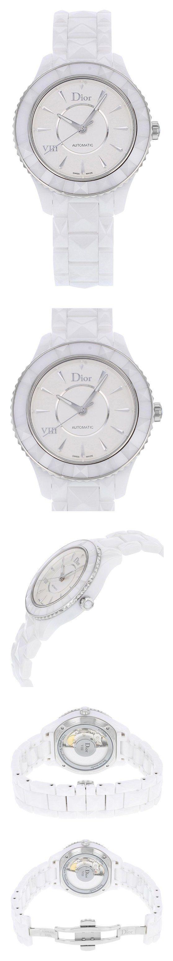 Christian Dior VIII CD1245E3C001 #watch #christiandior #wrist_watches #watches #women #departments #shops