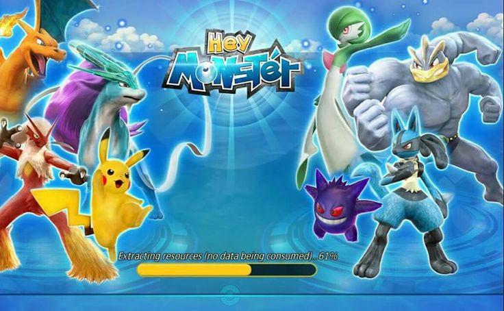 hey monster apk download, pokemon remake english version download, Download hey monster pokemon remake english version download apk