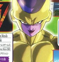 "Crunchyroll - Third ""Dragon Ball Xenoverse"" DLC Pack Adds in Gold Frieza from ""Resurrection of F"" and More"