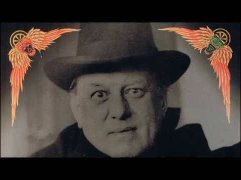 Happy Birthday Mr. Crowley! ۞ To the 141th Anniversary of Aleister Crowl...