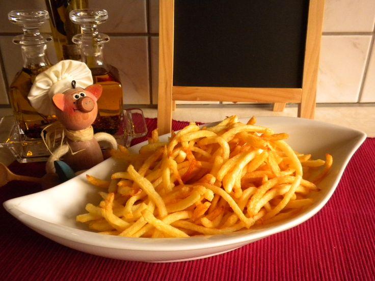 Aardappelen : steppegras