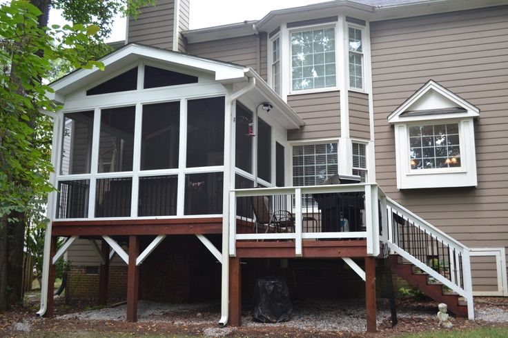 1000 Images About Raleigh Durham Porch Builder On