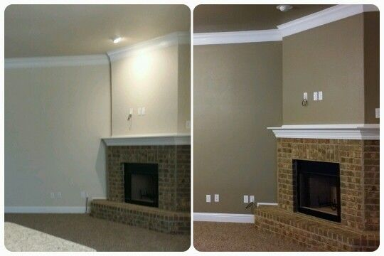 Love The Color I Picked Out For Living Room And Kitchen