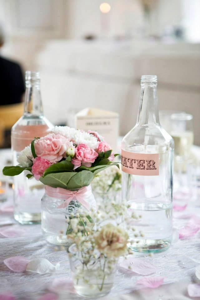 #vintage #weddings #decorations  #table #setting
