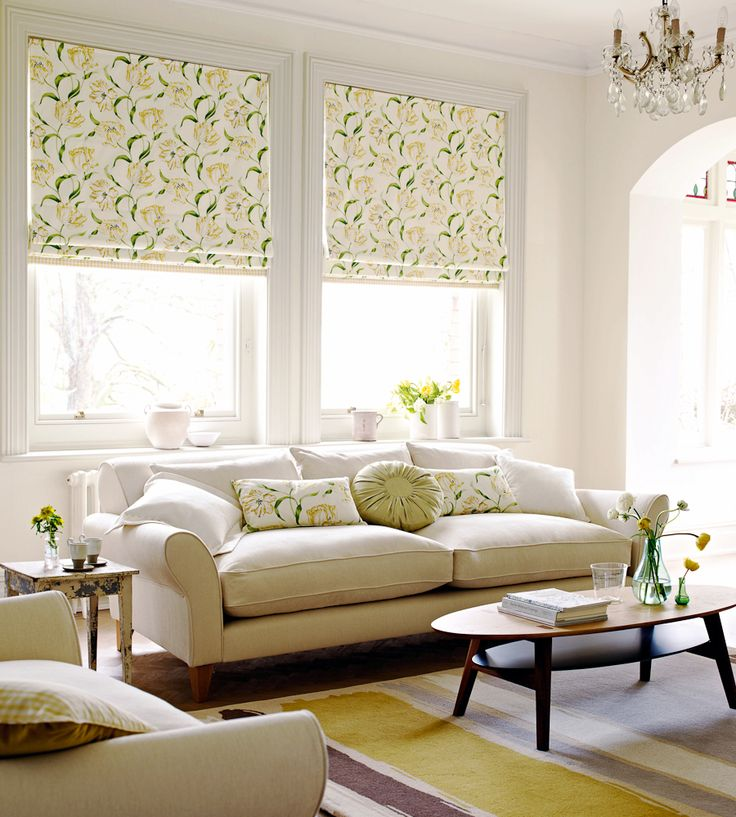Interior Trends, Meadow Wildflower | Dancing Tulips Fabric by Sanderson Home | Jane Clayton