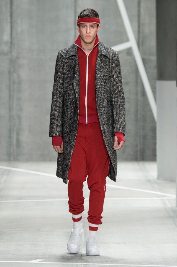 Lacoste Autumn Winter 2015 New York Fashion Week Menswear Nyfw Nyfw F W 39 15 Pinterest
