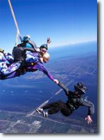 Learn about tandem skydiving at Skydive Space Center. Home of the World's Highest Jumps. Great Video---