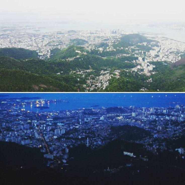 Rio de Janeiro ������ De dia ou de noite a vista é linda!!! . . . #riodejaneiro #corcovado #folhaseconchinhas #instagramtravel #fotografia #fotografie #viagens #travel #travels #travelphotography #trip #brazil #natureza #paisagem #cidade #praia #love #paz #dia #noite #mochileiros #viajandopelomundo #turistando #visit #travelworld #travelwithme #vacation #ferias #travelrepost #trip✈️ http://tipsrazzi.com/ipost/1510387012519566911/?code=BT1-PxKl54_