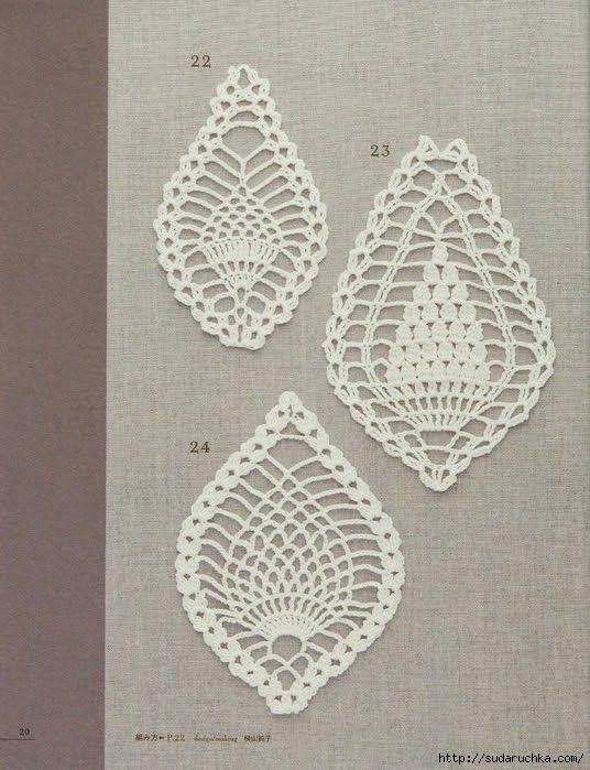 Crochet motivos: