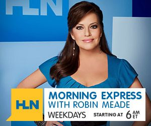 Robin Meade. I'd go gay for that.