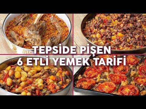 6 Fleischrezepte, die auf einem Tablett gebacken werden, um das Festmahl zu Ihrem Tisch zu bringen …
