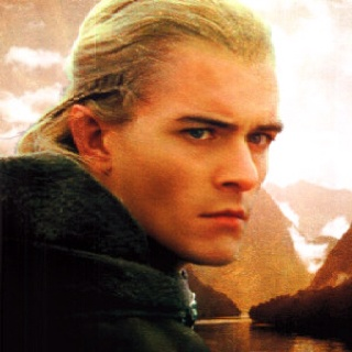 Orlando in the Lord of the Rings movies?
