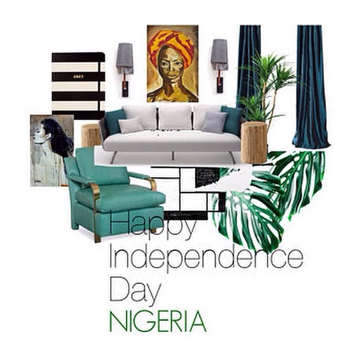 Happy Independence Day Nigeria   Independence Day inspired Moodboard with CaxtonAlile's Idowu Wall Sconce Shade with Aso-Oke Fringe from the Candy Collection. Proudly Nigerian   #CaxtonAlileDesigns #MadeInNigeria #BeTheLight #CaxtonAlileLiving #prouldyNigerian #Idowu #candycollection