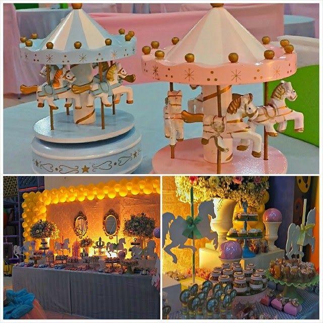 Festas e Cia - Arquitetura e Eventos: Carrossel