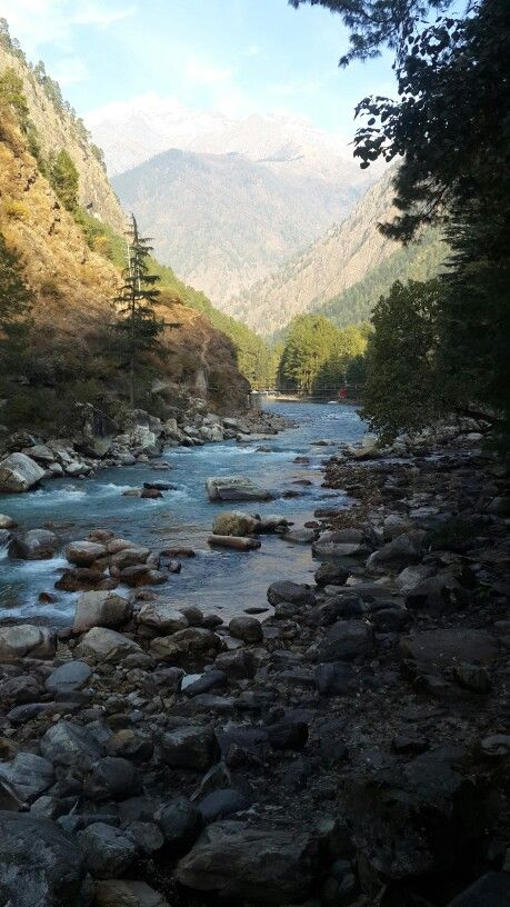 Kasol , india... One beautiful place ,love it.