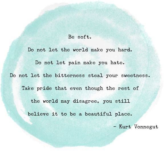 Kurt Vonnegut Quotes, Kurt Vonnegut And Life Lesson