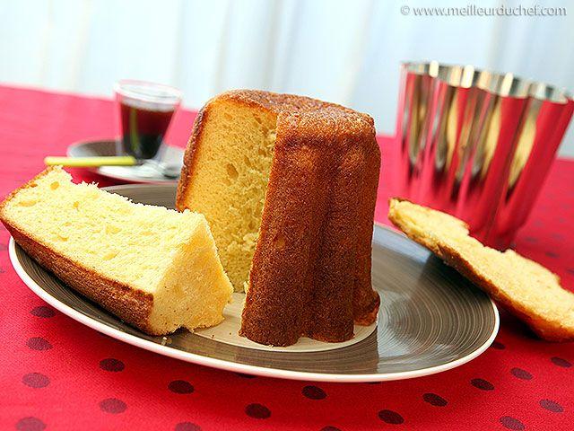 Gâteau battu Picard