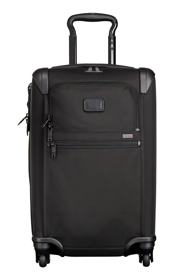 Lightweight carry-on with expandable pouch and garment bag. Tumi 'Alpha 2' International Carry-On (22 Inch)